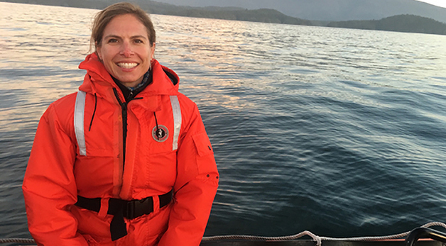 Environmental Justice Clinic Director Participates in All-Women Research Expedition in Arctic Ocean