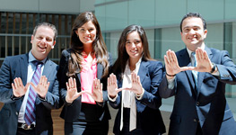 International Moot Court Team Musters Moot Madrid: Students Advance in Competition