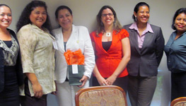 Nicaraguan Educators Visit Miami Law to Discuss Internationalization of Legal Education
