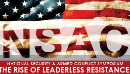 National Security & Armed Conflict Symposium to Address Domestic Terrorism