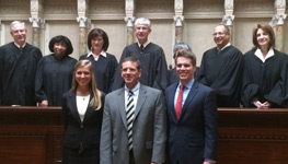 Miami Law Team Wins Evan A. Evans Constitutional Law Moot Court Competition