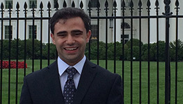 Rising Third Year Law Student and Miami Scholar Serves as HOPE Fellow at the US Department of Justice