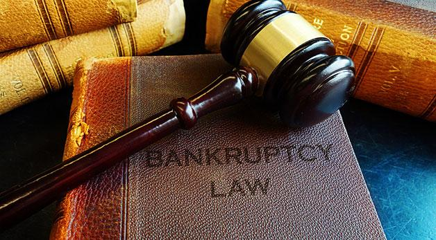 Bankruptcy Law textbook